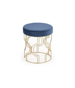 FERRERO stool, color: dark blue