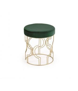 FERRERO stool, color: dark green