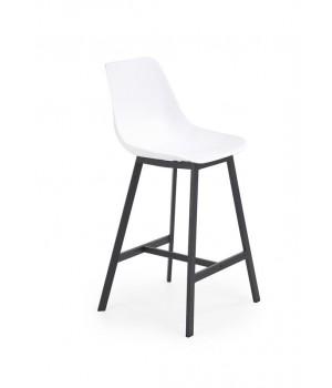 H99 bar stool, color: white