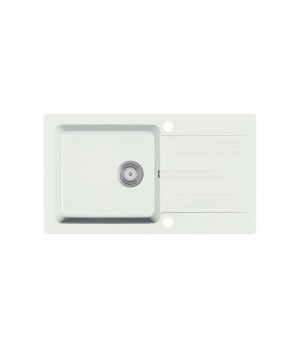 LANEO sink, color: white