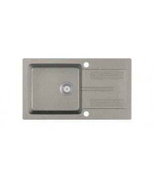 LANEO sink, color: spackled grey
