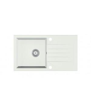 EVINION sink, color: white