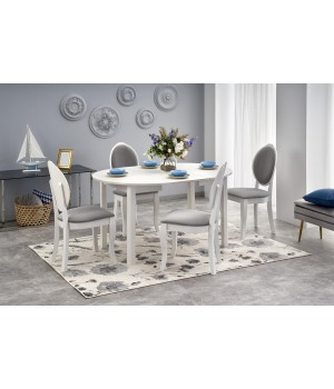 RINGO extension table, color: white