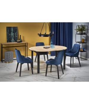RINGO ext. table artisan oak / black
