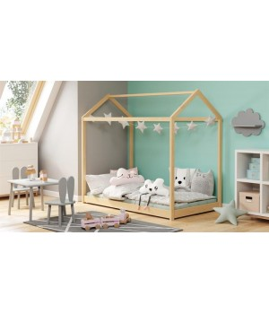 Bērnu gulta YOGI priede