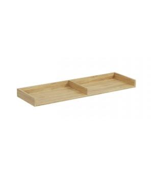 MOBIUS shelf 110 color: hikora oak