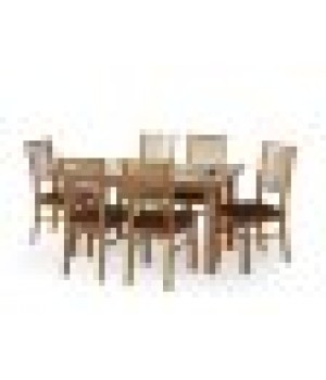 EMIL extension table color: craft oak