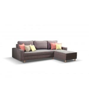 Stūra dīvāns HAMAR