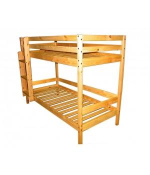 Bērnu divstāvu gulta LAURA 2 PLUSS
