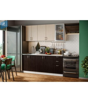 Virtuves komplekts VIOLA 1.8 m
