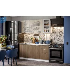 Virtuves komplekts VIOLA 1.7 m